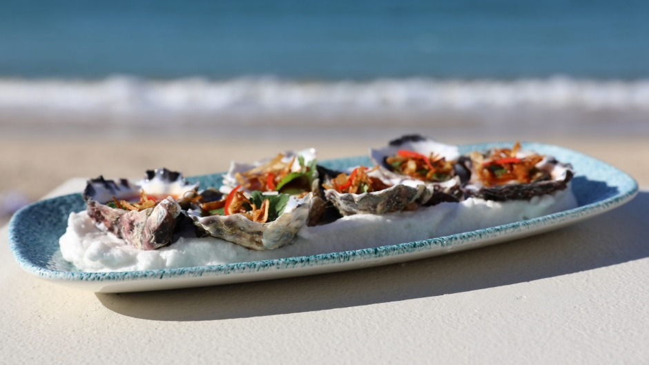 Thai-style oysters will be on the menu at Betel Leaf @ Bathers'.