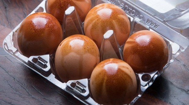 A Geelong company has created 'long life eggs' by smoking them.