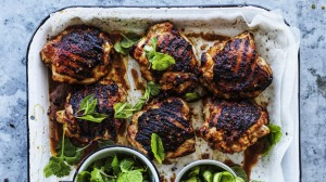 This chicken dish is easy, but don't rush the marinating time to ensure maximum flavour.