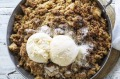 Everything you need to make the streusel topping can be found in your pantry.