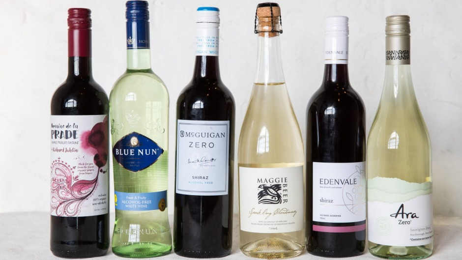 The non-alcoholic wine category is now worth $1.1 million domestically on the back of 800 per cent growth.