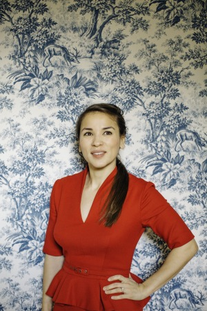 Rachel Khoo on butter: 'It's never gonna go'.