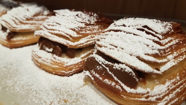 To Be Frank's Argentinian pastries filled with dulce de leche.