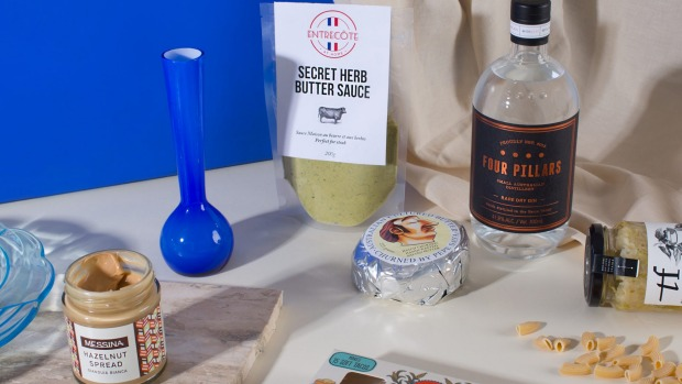 Co-Lab Pantry lets you order drinks and condiments from restaurants.