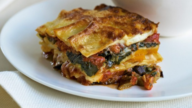 Vegetable Lasagne Recipe Good Food