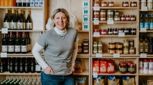 Kirsty Chiaplias is converting her cafe Babajan to a provedore for good.