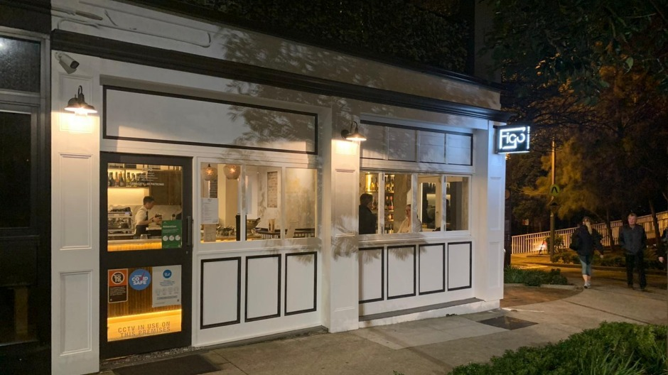 The Italian menu is more traditional than ACME's was, with some gentle upgrades.