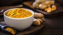 If you're eating turmeric for health reasons, try it in slow-cooked dishes or raw.