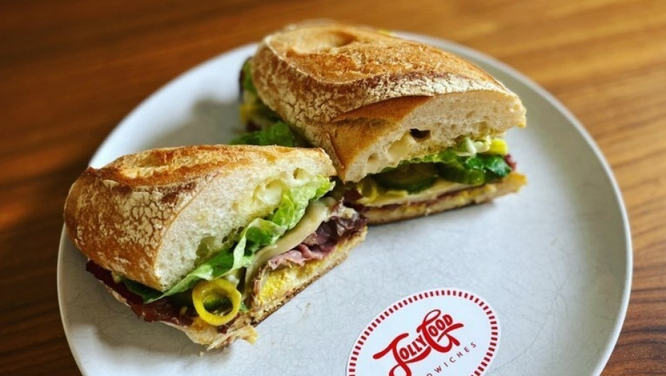 Jolly Good sandwiches are coming this spring.