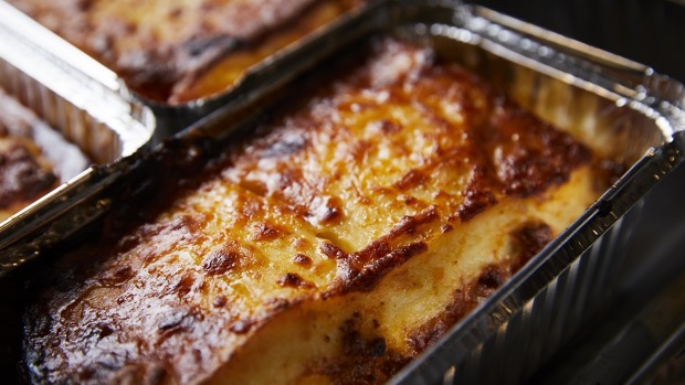 Lasagnes will soon be available to eat-in, not just for delivery.