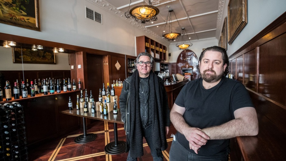 Guy and Carlo Grossi hope diners support restaurants for Father's Day.