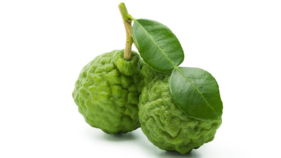 Many chefs and food writers use the term makrut to describe the limes known botanically as Citrus hystrix.