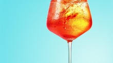 You don't need to stick to Aperol in a spritz.