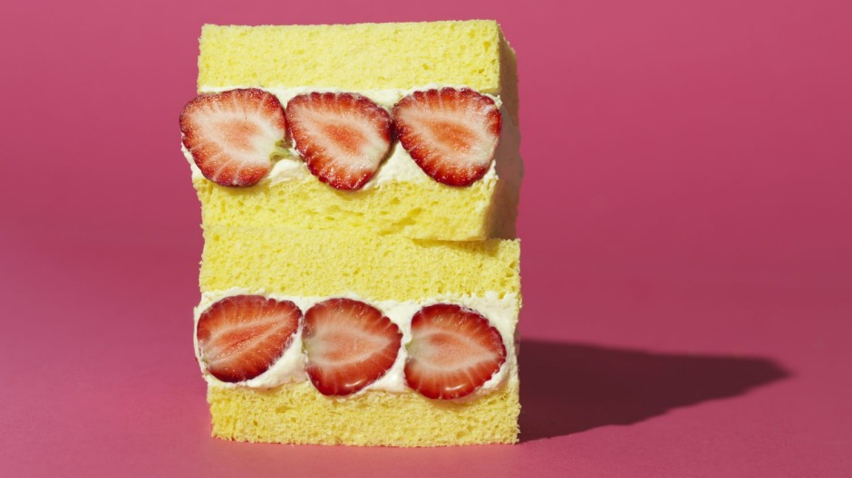 Never has a sandwich been as pretty as the fruity versions of these Japanese sandos.