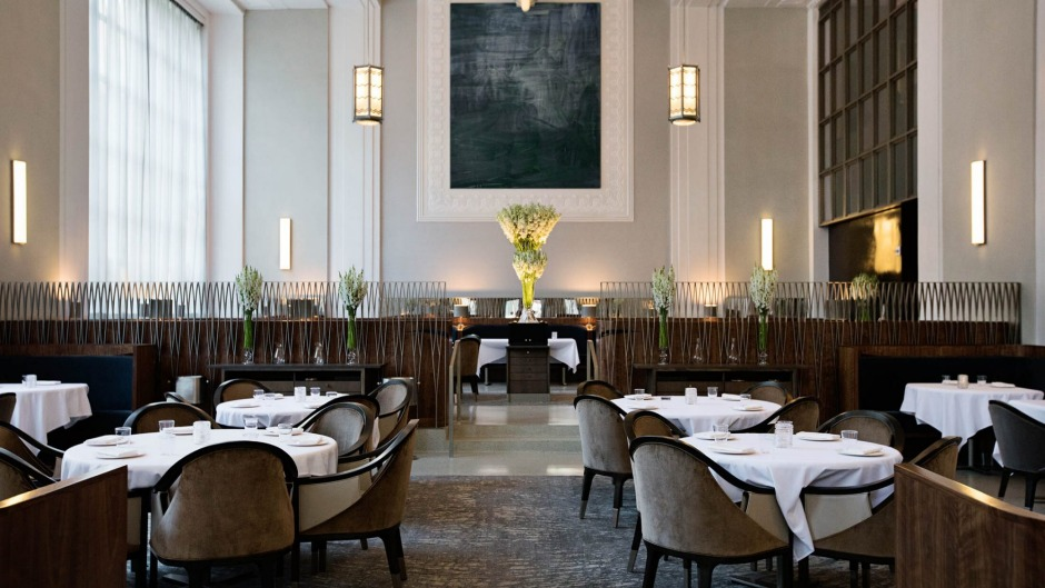 New York fine diner Eleven Madison Park is dropping animal products from its menu.