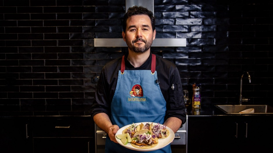 Make La Tortilleria's fish tacos at home with Make-Out Meals.