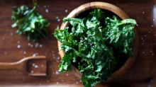 Kale chips convert some people to enjoying the green vegetable.
