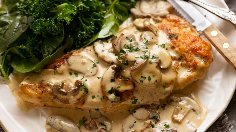 This versatile creamy mushroom sauce will soon become your go-to recipe.