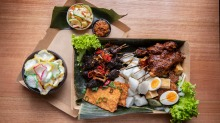 The Makan feasts for two are a ridiculously good deal for $45.