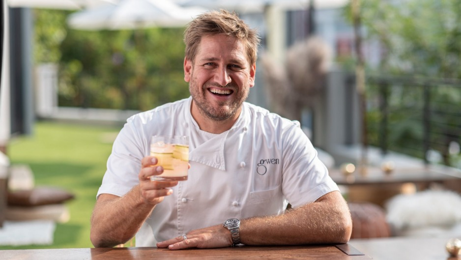 Curtis Stone has launched picnic hampers delivered within Victoria.