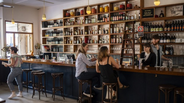 The Sunshine Inn in Redfern is the brainchild of the co-owners of Leichhardt's Golden Gully.