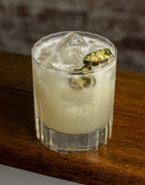 The Cure-All cocktail.