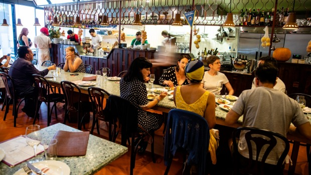 Bastardo in Surry Hills packages up dining that's right for now.