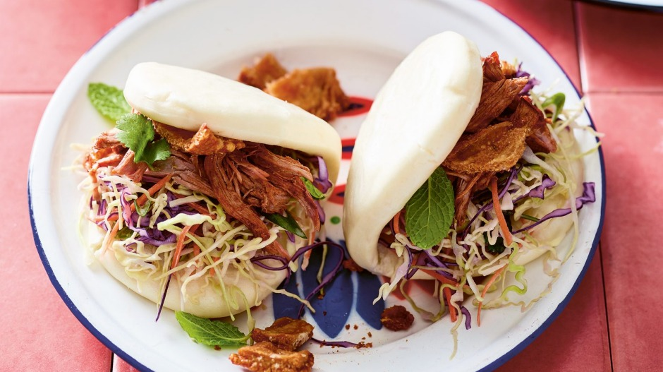Bao buns and pre-cooked duck are now widely available in supermarkets.