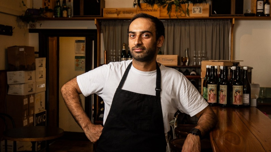 Chef Harry Mangat has popped up at Little Andorra.