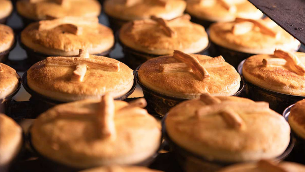 Farmer's Bakehouse, Dubbo, is a temple of pies. For Amy Cooper food travel story Nov 17, 2020
