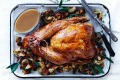 Curtis Stone's ultimate roast turkey