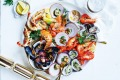 The must-try seafood platter