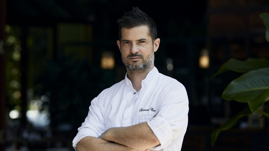 The luxe Byron at Byron resort has snagged chef Etienne Karner.