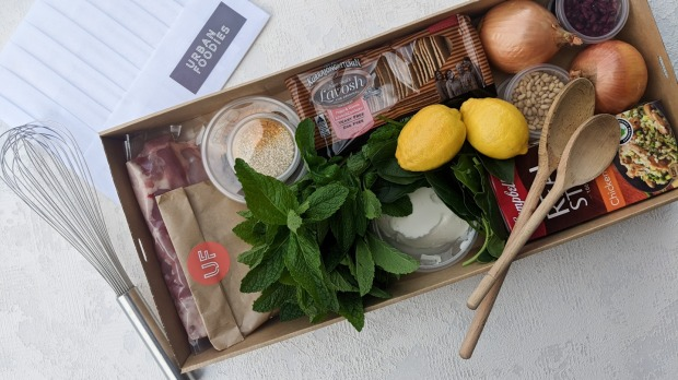 Urban Foodies' virtual team building kit has been a hit with corporate clients.