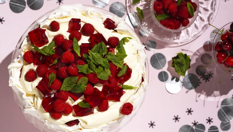 Yes, you should still make a pavlova, says Adam Liaw.