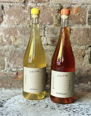 Saison Vermouth is available in two flavour profiles.