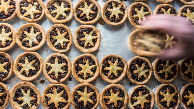 Great Western Granary's small-batch local mince pies.