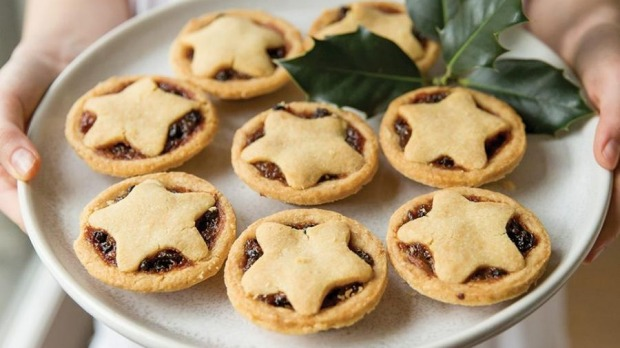Phillippa's fruit mince tarts, available at select food stores in Melbourne.