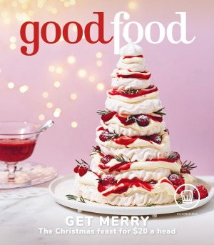 This recipe features in Good Food in Sunday Life magazine, out December 6.