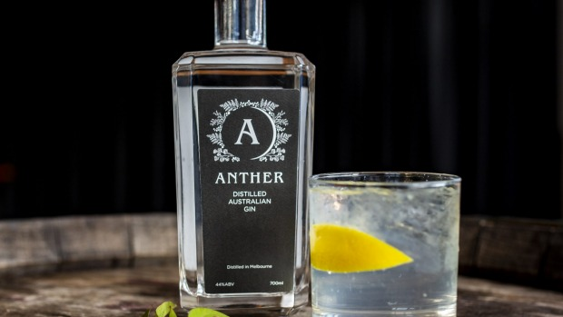 Anther gin and tonic.