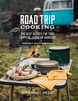 Road Trip Cooking by Arno and MireilleVanElst.