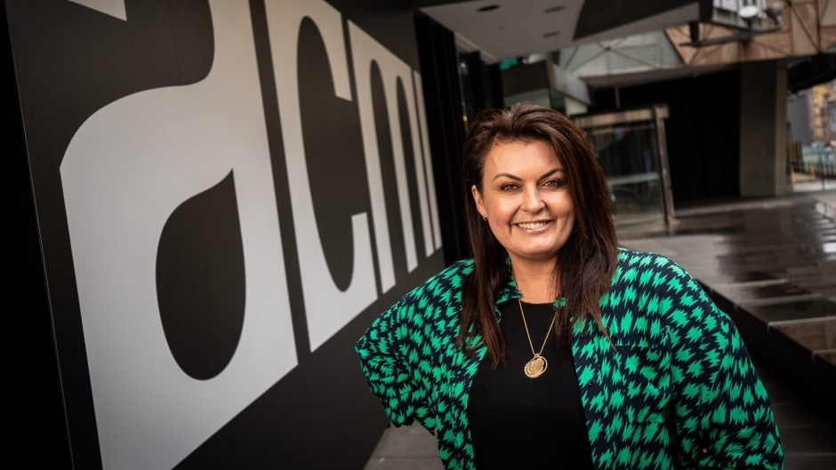 Chef Karen Martini is heading up a new restaurant and event space at ACMI.