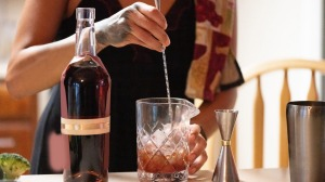 DIY stations or batching your drinks are easy ways to make delicious cocktails for a crowd.
