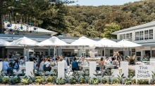 The Boathouse is expanding to Rose Bay (Patonga venue pictured).