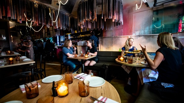 The Potts Point venue retains the bones of of the old Monopole wine bar.