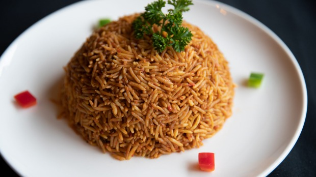 If there's one dish that every Nigerian swears by, it's jollof rice.