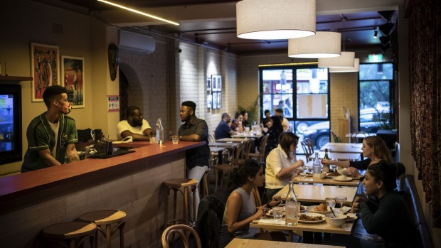 Little Lagos launched as a pop-up before finding a home of its own on Enmore Road.
