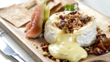 Camembert was first made centuries after brie.
