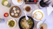 Sunny side up: Taiwanese breakfast dishes at the Sunny Cafe Springvale.