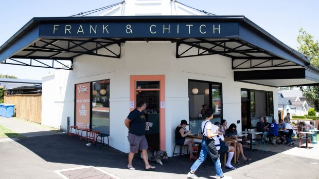 The cafe is located next to the Cooks River in the heart Earlwood.